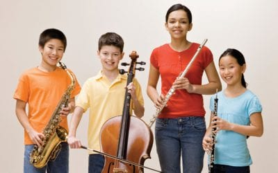 How Do Band Instruments Affect Oral Health?